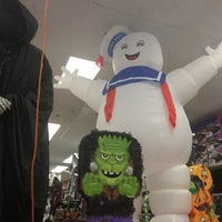 Photo taken at Party City by Kelly B. on 10/10/2012