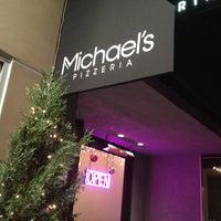 Photo taken at Michael's Pizzeria by Bryan E. on 12/24/2012