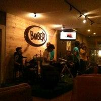 Photo taken at Bober Cafe by Mang Ata on 10/30/2012