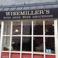 Photo taken at Wisemiller's Grocery & Deli by Albert R. on 11/13/2013