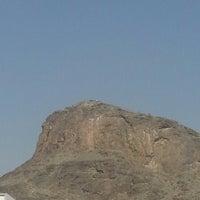 Photo taken at Jabal Nur - Ghar Hira by Kasım B. on 2/17/2013