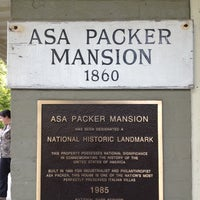 Photo taken at Asa Packer Mansion Museum by The Chamber on 8/15/2013