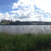 Photo taken at Linlithgow Palace by Dav on 8/1/2016