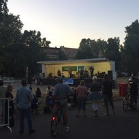 Photo taken at Bidwell Summer Concert Series by Rick S. on 7/20/2016