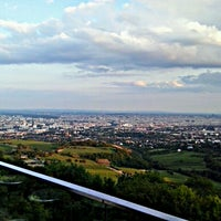 Photo taken at Kahlenberg by Alex A. on 7/13/2013