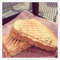 Photo taken at Fambrini's Terrace Cafe by Melanie N. on 4/2/2013