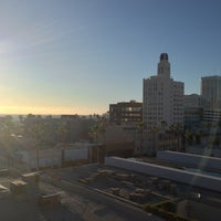 Photo taken at Parking Structure #5 by Melanie N. on 12/14/2012