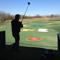 Photo taken at Topgolf by Mcmallon on 2/15/2013