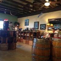 Photo taken at Lemon Creek Winery by Matthew L. on 12/28/2012