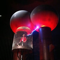 Photo taken at Museum of Science by Raam D. on 11/25/2012