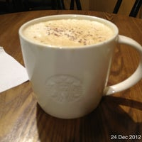 Photo taken at Starbucks by Roger N. on 12/24/2012