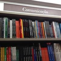 Photo taken at Livraria Imperatriz by Magali O. on 10/11/2014