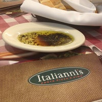 Photo taken at Italianni's Pizza, Pasta & Vino by Yoska S. on 1/15/2013