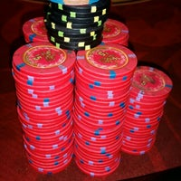 Photo taken at WinStar Poker Room by William N. on 7/17/2015