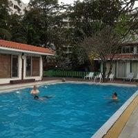 Photo taken at Bangkoknoi Sport Club & Spa by Tikkychic on 1/16/2013
