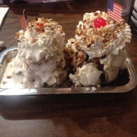 Photo taken at Jaxson's Ice Cream Parlour, Restaurant & Country Store by Katie F. on 7/4/2015