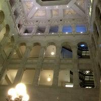 Photo taken at Minneapolis City Hall by Dan W. on 1/4/2013