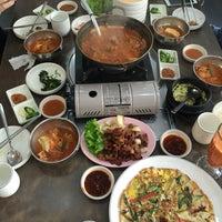 Photo taken at Nak Won Korean BBQ by Yp L. on 12/26/2016