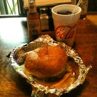 Photo taken at MoJoe's Burger Joint by Averyl L. on 2/9/2013