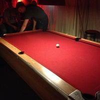 Photo taken at Qush Hookah Lounge by Ben T. on 1/7/2013