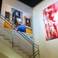 Photo taken at Hotel Silken Amara Plaza by Mario S. on 10/7/2012