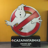 Photo taken at Cines Acec Almenara by Jose R. on 8/13/2016