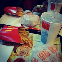 Photo taken at McDonald's by Fatein S. on 10/19/2012