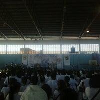 Photo taken at Colegio José Daniel Crespo by Miguel E. on 1/19/2013