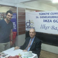 Photo taken at Deniz Plaza by Birkan A. on 4/28/2016