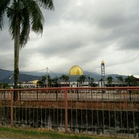 Photo taken at Masjid Taiping by Mohaimie M. on 12/27/2015