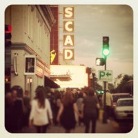 Photo taken at Trustees Theater by Rosa R. on 10/28/2012
