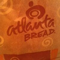 Photo taken at Atlanta Bread Company by Sherri J. on 11/20/2012