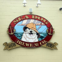 Photo taken at Sea Dog Brewing Company by Scott B. on 8/29/2013
