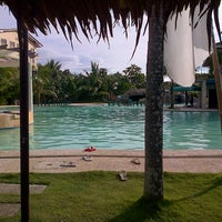 Photo taken at Agus hotel by Jolo S. on 11/14/2012