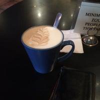 Photo taken at Rockn' Joe Coffeehouse & Bistro by Tyler Irwin on 12/25/2014