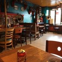 Photo taken at La Estacion (Raul's Taco Town) by Tyler Irwin on 12/4/2014