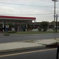 Photo taken at Exxon by Pablo G. on 10/7/2012