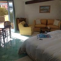 Photo taken at Hotel Cala di Volpe, Costa Smeralda by Maa🌸 Y. on 9/26/2013