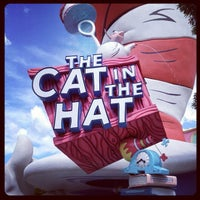 Photo taken at The Cat in the Hat by Orlando e. on 10/17/2012