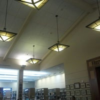 Photo taken at City Of Orange Public Library And History Center by Cole C. on 5/1/2013