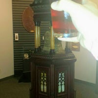 Photo taken at National Watch & Clock Museum by Tim D. on 7/12/2014