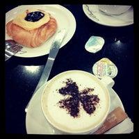 Photo taken at O'Briens Irish Sandwich Cafe by Hou F. on 3/7/2013