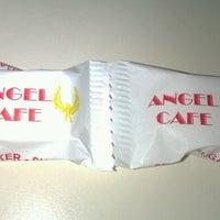 Photo taken at Angel Cafe by Aslıhan Nur Ö. on 11/5/2012