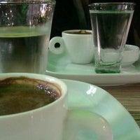 Photo taken at Angel Cafe by Aslıhan Nur Ö. on 11/8/2012