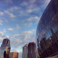 Photo taken at Sprint Center by Megan B. on 1/21/2013