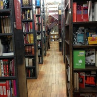 Photo taken at Strand Bookstore by Patrick l. on 1/4/2013