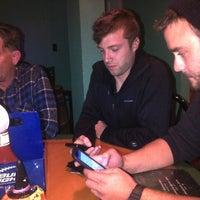 Photo taken at Babes Boys Tavern by Nicolas M. on 10/12/2013