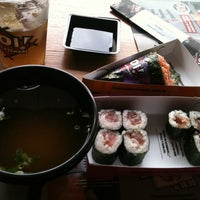 Photo taken at Yoi! Roll's & Temaki by Monny C. on 2/1/2013