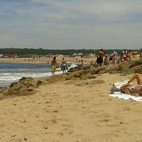 Photo taken at Bikini Beach by Rodrigo G. on 1/5/2013
