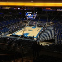 Photo taken at UCLA Pauley Pavilion by Andrew S. on 11/29/2012